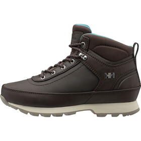 Helly Hansen Calgary Shoes Women, light espresso/castle wall/jade